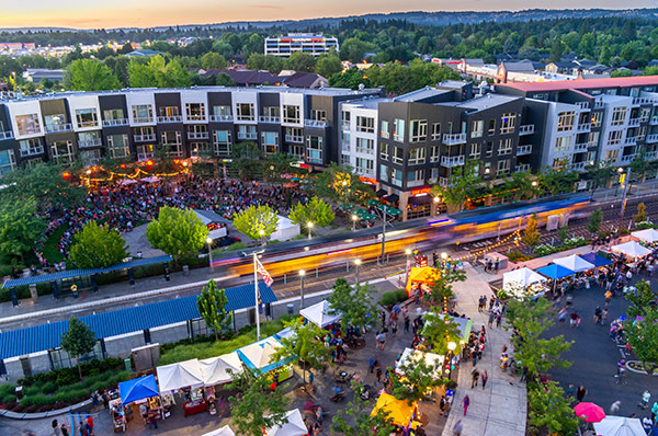"""Beaverton is excited to be part of the WWSP and a project that provides resiliency and a new water source for our community,"" said Mayor Denny Doyle. ""It's another great example of what we can achieve by working together and how that collaboration benefits this entire region.""  <b>Beaverton Night Market at The Round</b>"