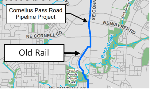 WWSP-Cornelius-Pass-Rd-Pipeline-Project--Old-Rail-Corridor-Section-Map