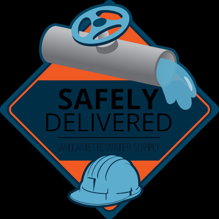 WWSP Safely Delivered Logo